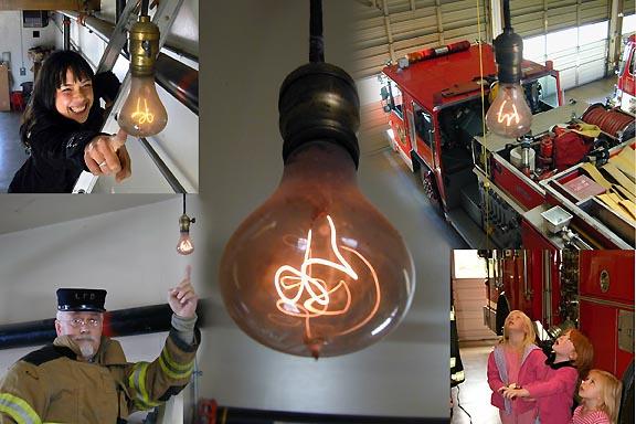 Livermore's Centennial Light:,Lighting