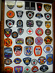 Patches from other fire stations